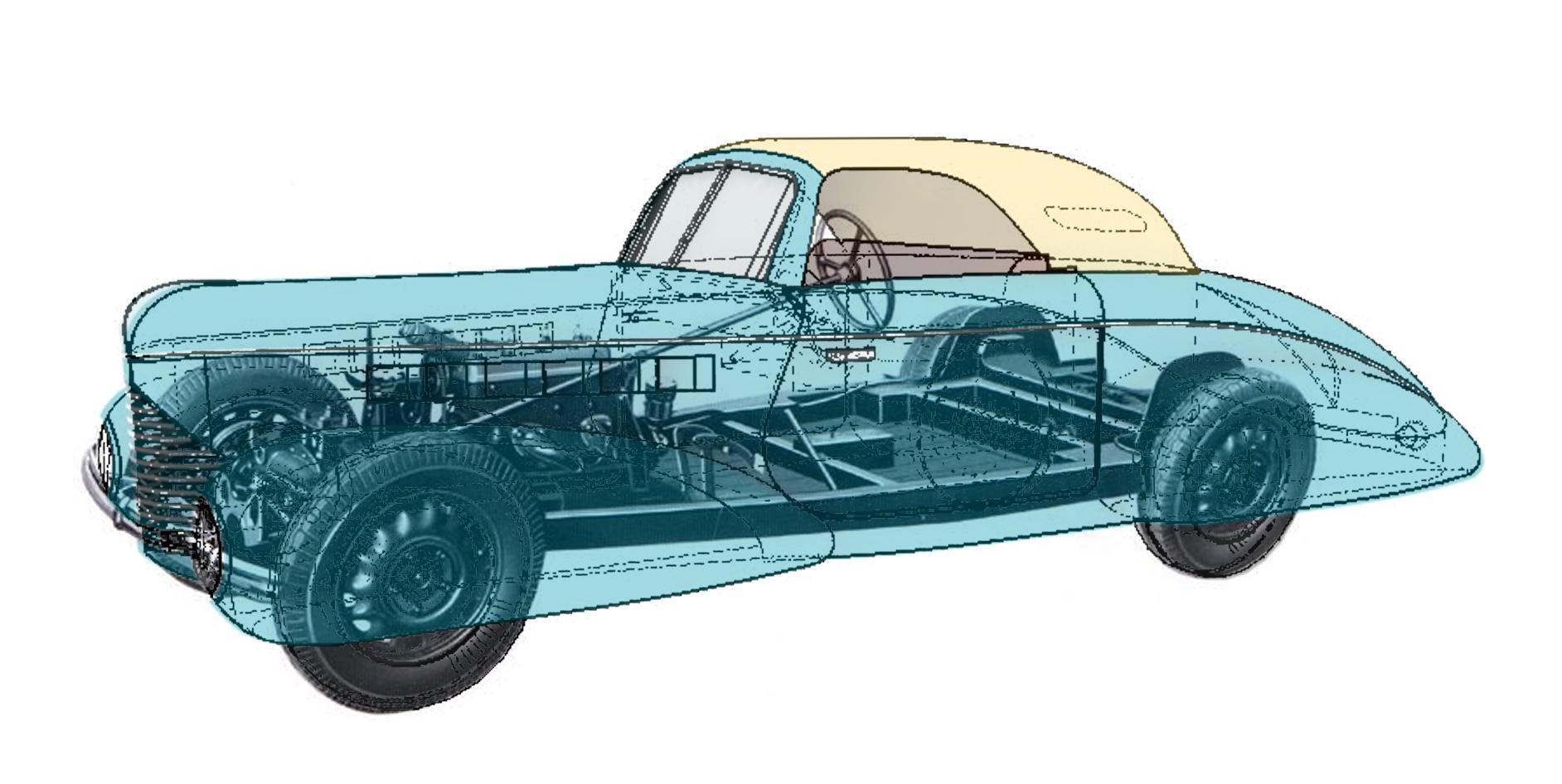 sodomka dynamic 3d model