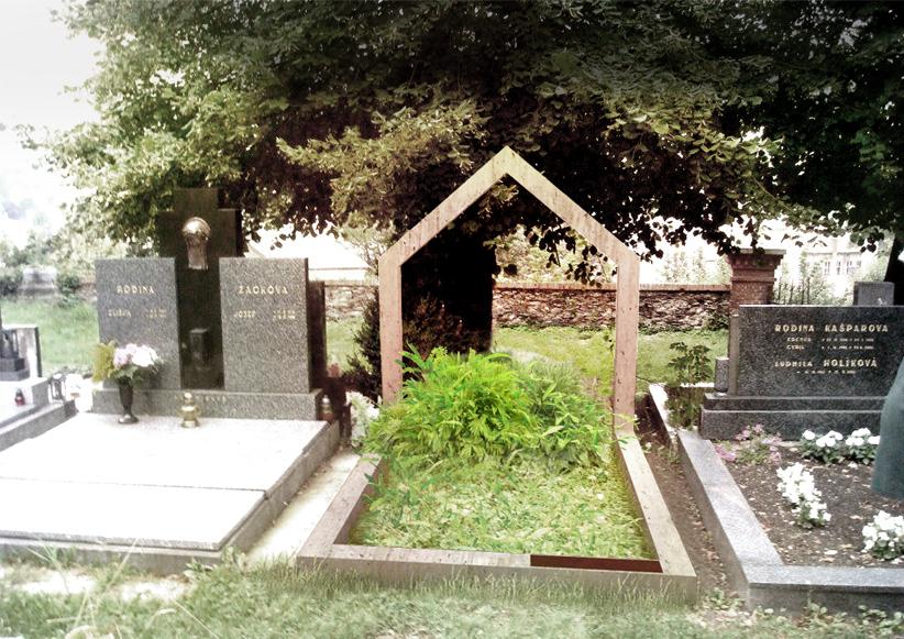 hrobka architekti Henry Hořelica