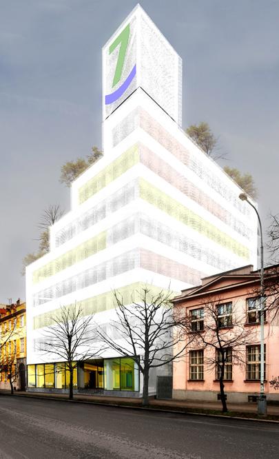 radnice praha 7 robust architekti soutez