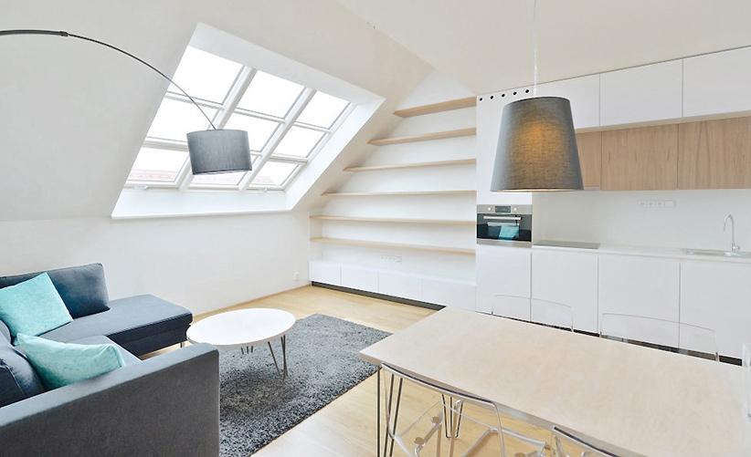 rekonstrukce bytu praha robust architekti