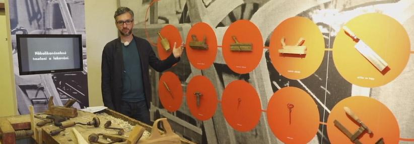 muzeum ceskeho karosarstvi gebrian versus robust architekti