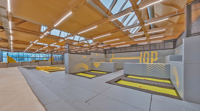 hop arena