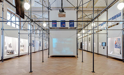 vystava expozice sametova revoluce